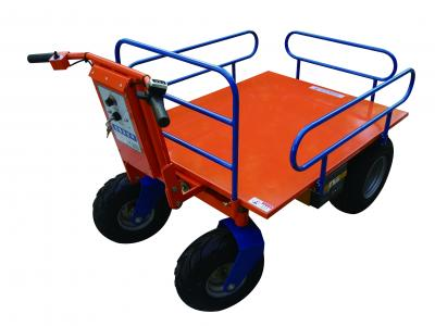 Caster Type Medium-sized electric cart